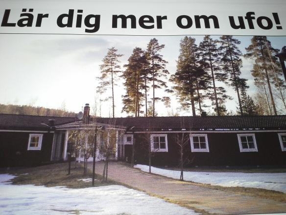Lär dig mer om ufo UFO-Sverige